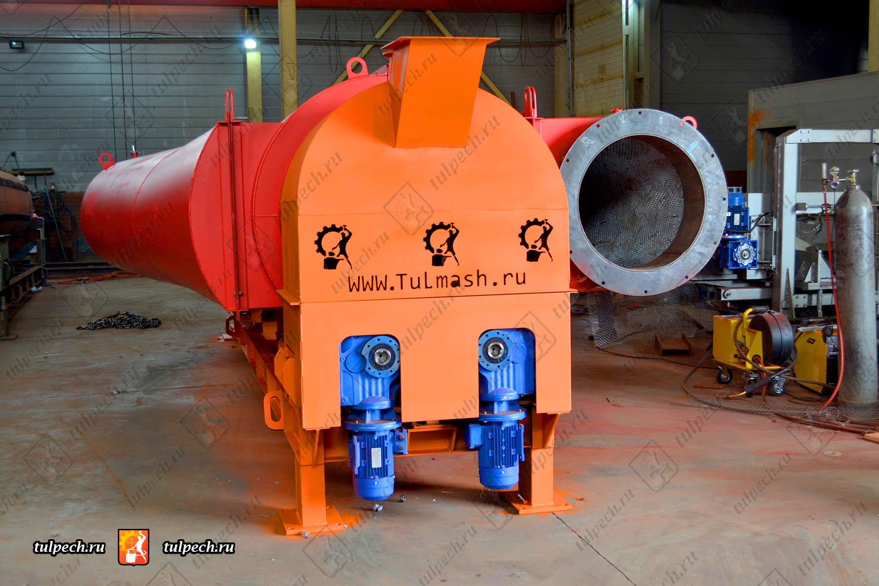 Печь косвенного нагрева ПСК 920-5М